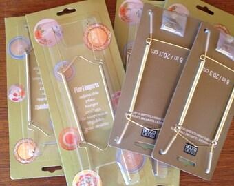 6 Plate Holders plate Hangers Plate Displays