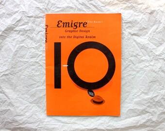Emigre (The Book) (1994)