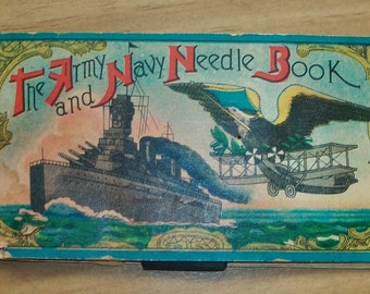 The Army and Navy Needle Book