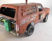 CarArt,Scale Model Car,Rusted Wreck,Classicwrecks,Vampire,Post Apocalypse,Model Truck