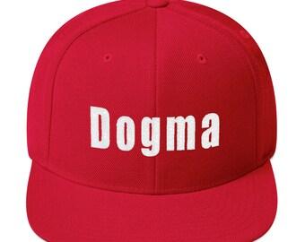 Dogma Streetwear Logo Cap