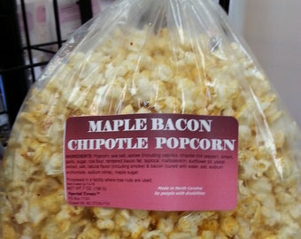 Maple Bacon Chipotle Popcorn