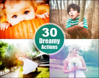 Dreamy Photoshop Elements Actions