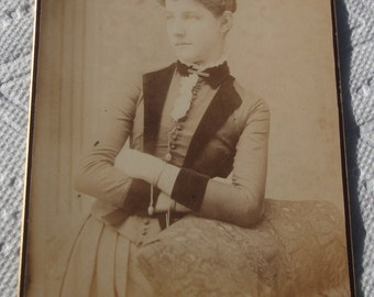 Vintage Woman Photo