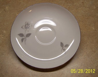Queen's Royal Fine China Saucer