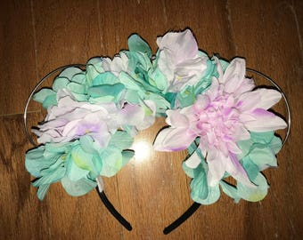 Floral Wire Ears