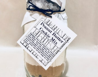 Peanut Butter Cookie Mix