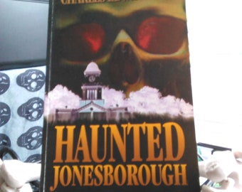 Haunted Jonesborough Book by Charles Edwin Price Ghost Stories Hauntings Paranormal books Free Shipping