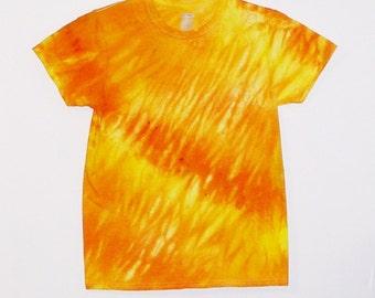 Tie Dye Shibori Shirt Cotton