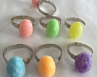 Easter Egg Rings!