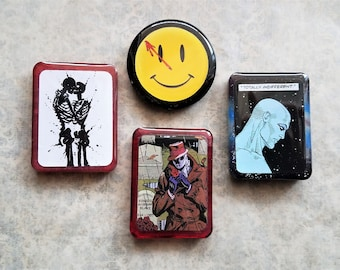 Watchmen resin Magnets