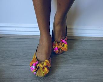 Nkilisi Ballerina Shoes