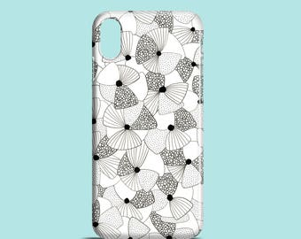 Poppies mobile phone case / iPhone X, iPhone 7, iPhone 7 Plus, iPhone SE, iPhone 6S, iPhone 6, iPhone 5S, iPhone 5 / spring iPhone 8 case