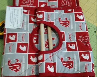 WSU cougars Insulated Quilted casserole carrier