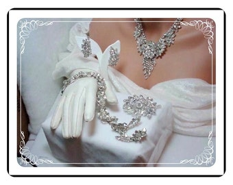 Iced Elegance D&E Parure - Juliana Must 'C' Lush Set Para-807a-121210145