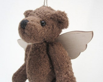 bear with wings