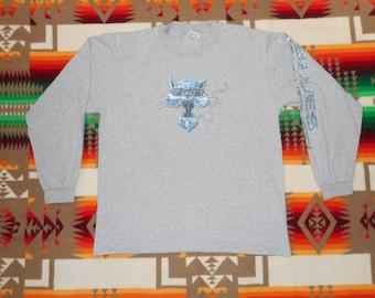 90s Blues Traveler Long Sleeve Shirt Size L