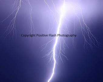 Lightning digital download storm photography instant download stock photo lightning stock photography printable wall art photogaphy