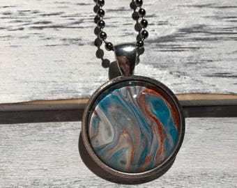 As the River Flows Necklace