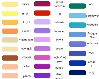 Tulle Color Swatch