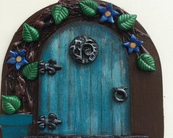 Elven Fairy Magical Door
