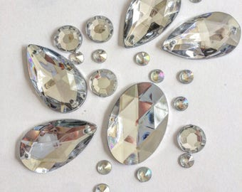 Diamond Gal body jewels