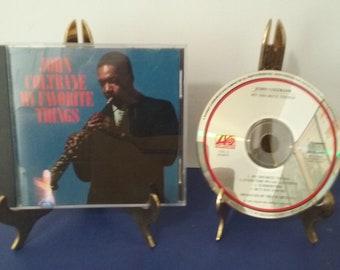 John Coltrane - My Favorite Things - Circa 1961 - Compact Disc