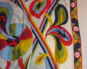 Pucci scarf , design 21 club scarf