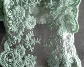 Pretty lace Mint