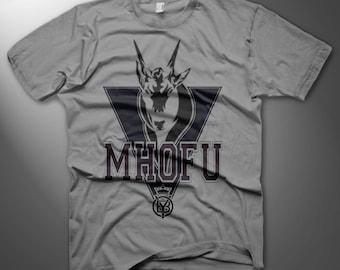 Grey Mhofu Mutupo Tee Shirt