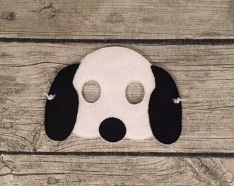 Snoopy Inspired Mask