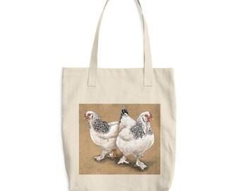 Brahma Chicken Bag - Cotton Tote Bag