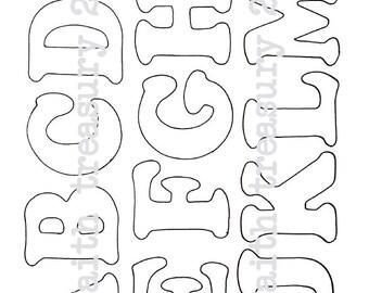 Alphabets Traceable Bundle for Bible Art Journaling