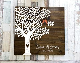 Wedding Guest Book Alternative, Unique Guestbook, Leaf Guest Book, Guest Book Tree, Guest Book Alternative, Tree Guestbooks, Wood Guest Book
