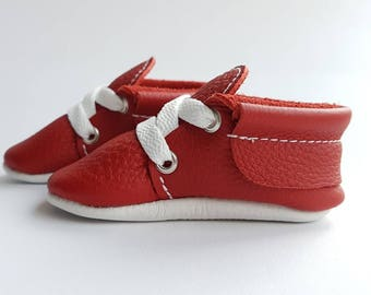 Learning Baby Moccasins