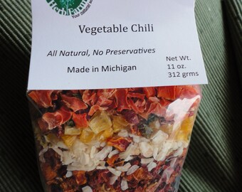 Vegetable Chili Soup Mix