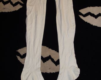 vintage victorian womens tights true vintage
