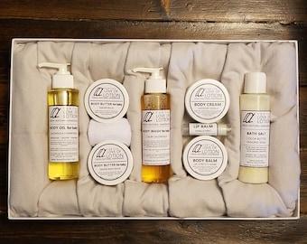 Mom & Baby Skin Care Gift Set
