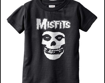 Misfits kids T-shirt Punk Kids Funny Kids and Toddler shirts-Kids Gifts- Kids T-shirts-Cute kids gifts