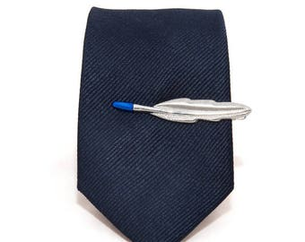 de MORÉ - feathery tie clip