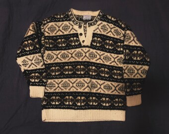 Vintage Joseph Anthony Collection Wool Sweater