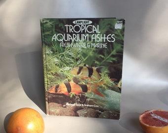 Vintage Aquarium fish book