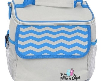 Insulated Cooler bag - Blue