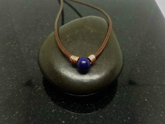 Lapis Lazuli necklace choker, Healing Choker Necklace, Crystal Choker, Crystal choker, Crystal Necklace, Healing Jewelry, Stone Choker