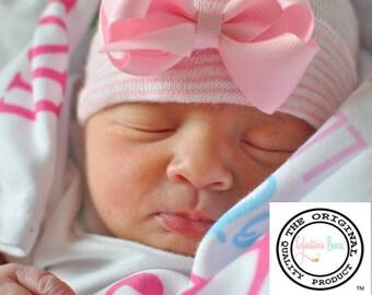 newborn hospital hat, baby girl, newborn hat, newborn girl, newborn hospital hats, newborn girl hospital hat, newborn hats, newborn girl hat