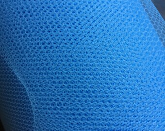 Baby blue dress net 150cm wide   LIMITED STOCK