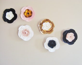 6 Paper Flower Ranunculus - 6 Inches | Paper Flowers | Paper Flower Wall | Paper Roses | Paper Ranunculus | Paper Flower Ranunculus