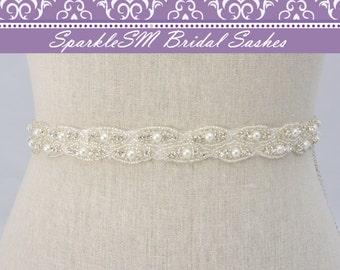 Ceinture de strass, perle guillotine, ceinture de mariée perle, pierreries ceinture de perles, ceinture de cristal, les demoiselles d'honneur robe de mariée ceinture ceinture strass
