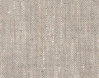 Linen color natural Heather sold was cut from 25 cm