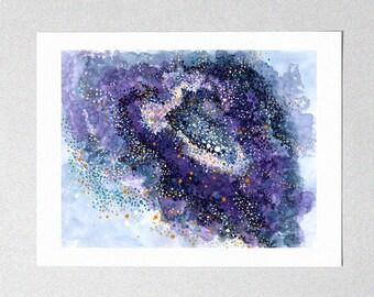 Fine Art Giclée Print - Stardust - Galaxy - Space - Stars